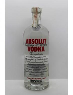 Absolut Vodka 1L - 1