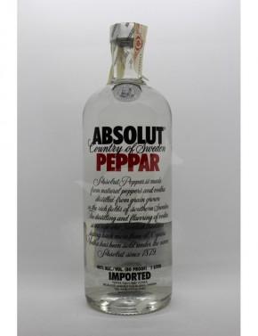Absolut Vodka Peppar - 1