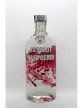 Absolut Vodka Raspberri - 1