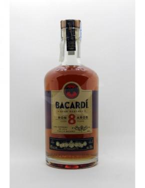 Bacardi Gran Reserva 8 años - 1
