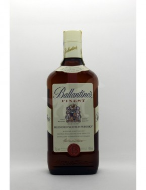 Ballantines Finest Blended Scotch Whisky - 1
