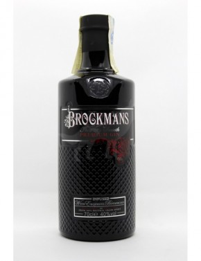 Brockmand Intensely Smooth Premium Gin - 1