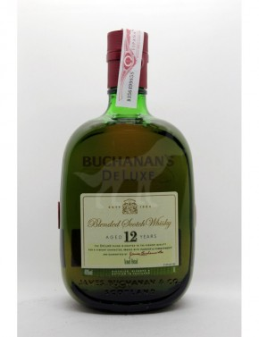 Buchanan's Deluxe Blended Scotch Whisky Aged 12 years - 1