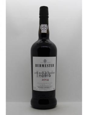 Burmester Late Bottled Vintage Port 2014 - 1
