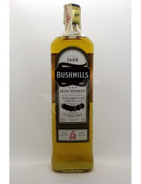 Bushmills Triple Distilled - 1