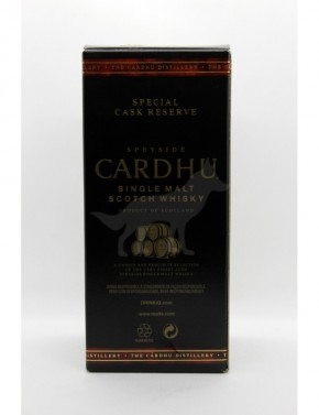 Cardhu Single Malt - 1