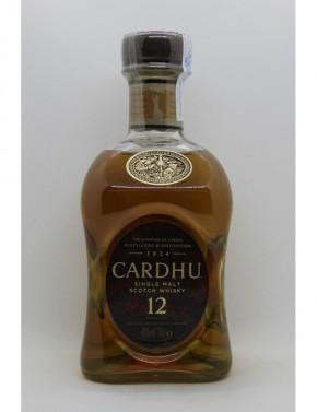 Cardhu Single Malt 12 años - 1