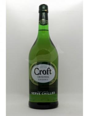 Croft Original Sherry Pale Cream  - 1