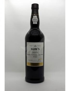 Dow's Late Bottled Vintage Port 2012 - 1