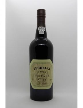 Ferreira 1995 Vintage Port - 1