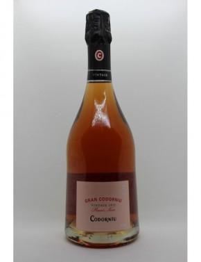 Gran Codorniu Vintage 2011 Rosé Brut - 1