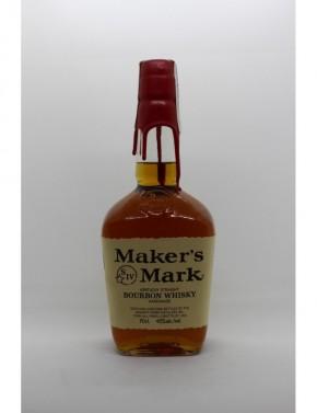 Maker's Mark Kentucky Straight Bourbon Whisky Handmade - 1