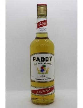 Paddy Old Irish Whiskey 0