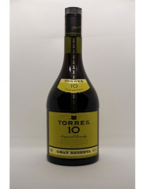 Torres Imperial 10 Gran Reserva - 1